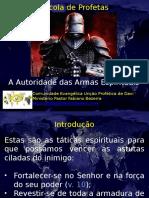 escola de profetas-a autoridade das armas espirituais-.pptx