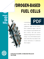 Hydrogen-based Fuel Cells