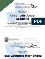 Certificadosde gramcko