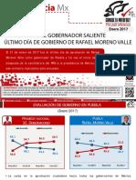 Último día de gobierno de Rafael Moreno Valle