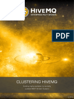 Clustering HiveMQ