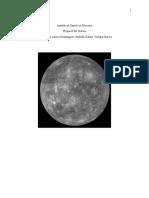 analytical report on mercury