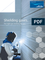 Brochure on Shielding Gases