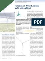 SN-1-Jul-2013 Aero-Dyn SWE Aeroelastic Simulation With ADCoS