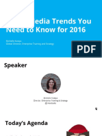 Hootsuite MEVIC Presentation March 5 2016