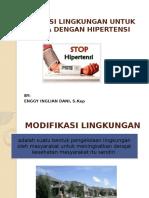 Modifikasi Lingkungan Hipertensi by MIRAAAA