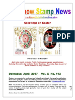 Rainbow Stamp News April 2017
