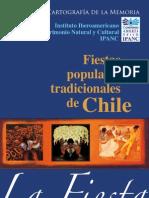 Fiestas tradicionales populares de Chile - Claudio Mercado