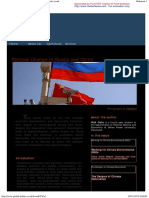 Political Change in Russia and China