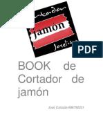 book de cortador en Malaga