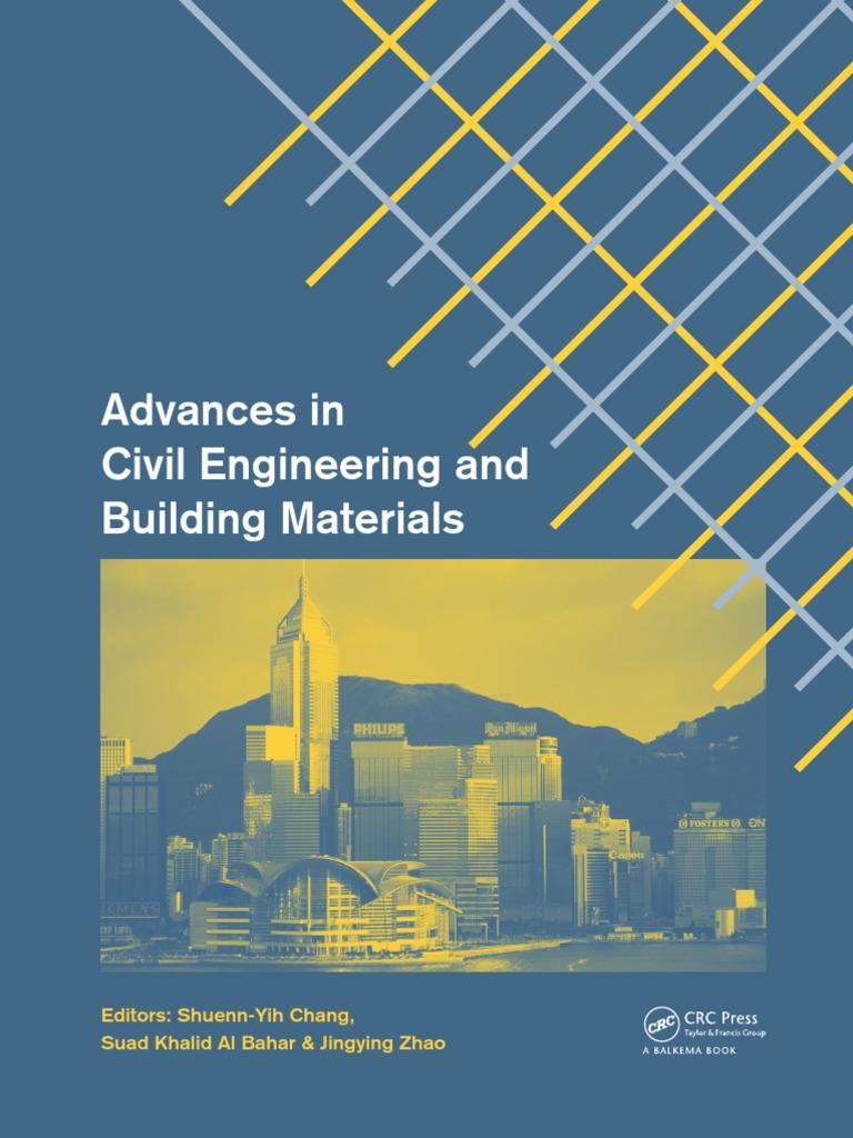 Advances in Civil Engineering | Sewage | Sanitary Sewer