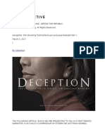 #Nagaleaks - Deception - Part 1