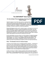 Alconfactsheet Centurion