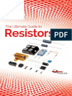 The Ultimate Guide to Resistors (2017)