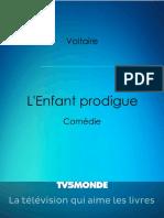 Voltaire - L Enfant Prodigue-454