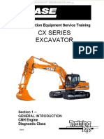 case cx excavator service manual turbocharger pump rh es scribd com