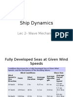 Seakeeping Lecture