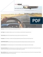How to Pass Dubai Road Test at First Attempt _ Insidedubai