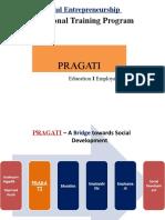 PRAGATI - Vocational Training Program (Final)