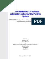 IBM TEMENOS T24 Workload Optimization PureFlex System