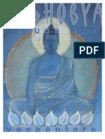 Akshobya,  El Buda Azul