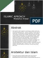 Islamic Approach