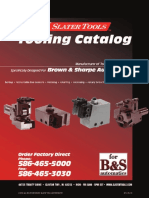 Slater Tools - Tooling Catalog