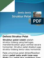 Jenis2 Struktur Pelat