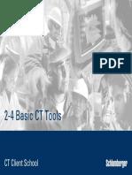 Basic CT Tools