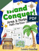 islandconquerareaandperimetergame