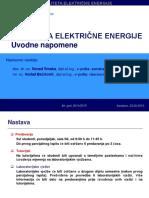 Kvaliteta Elektricne Energije Predavanje 1 2014 2015