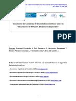 Concenso Vacunacion 2015