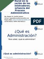 1 - 2 Introducción y Evolución Del Pensamiento Administrativo