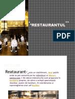 Restaurantul''