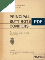 FC Booklet - Principal Butt Rots of ConifersFCBK013
