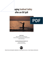 Managing Seafood Safety after an Oil Spill