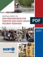 2017 NAEMT EMS Preparedness Report