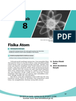 Bab 8 Fisika Atom