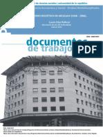 El Turismo Receptivo en Uruguay