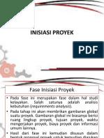 5 Tahap Inisisasi Proyek