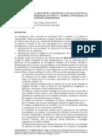 La importancia de la discusión a través de la evaluación en la resolución de ejercicios de Física y Química (Versión de autor)