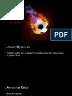 soccer lesson final