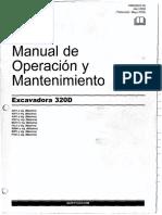 Manual Cat 320