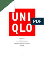 UNIQLO - Company Case Study