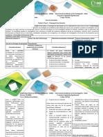 Guía de Actividades y Rúbrica de Evaluación Paso 4. Fitogeografía de Colombia