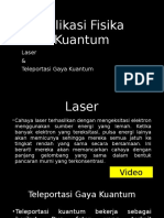 Aplikasi Fisika Kuantum1