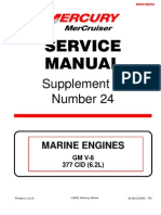Merc Service Manual 24 Supplement 6.2l