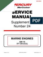 Merc Service Manual 24 Supplement 6.2l
