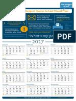 2017 Tech Calendar