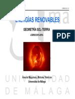 Geometr Solar 2015-16